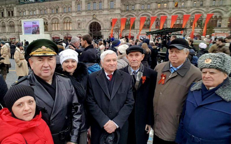 76-я годовщина военного парада