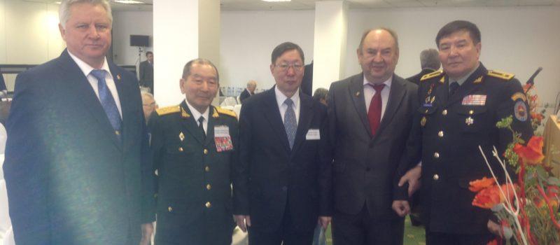 Переговоры с делегацией Китая