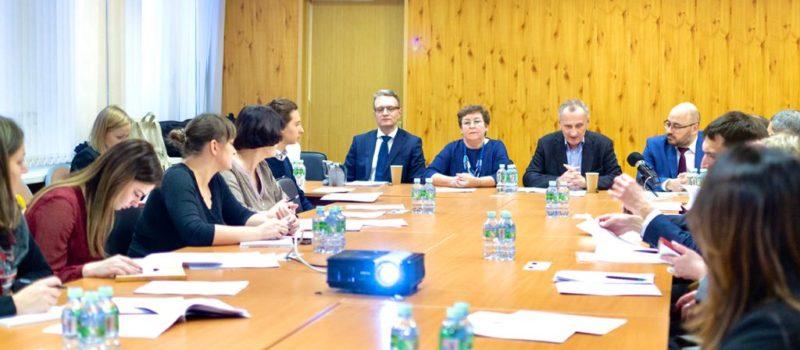 Первое заседание Центра экспорта образования